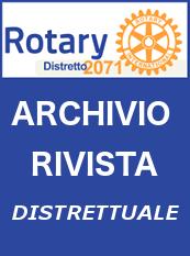 Rivista Distretto 2071 Rotary Italia